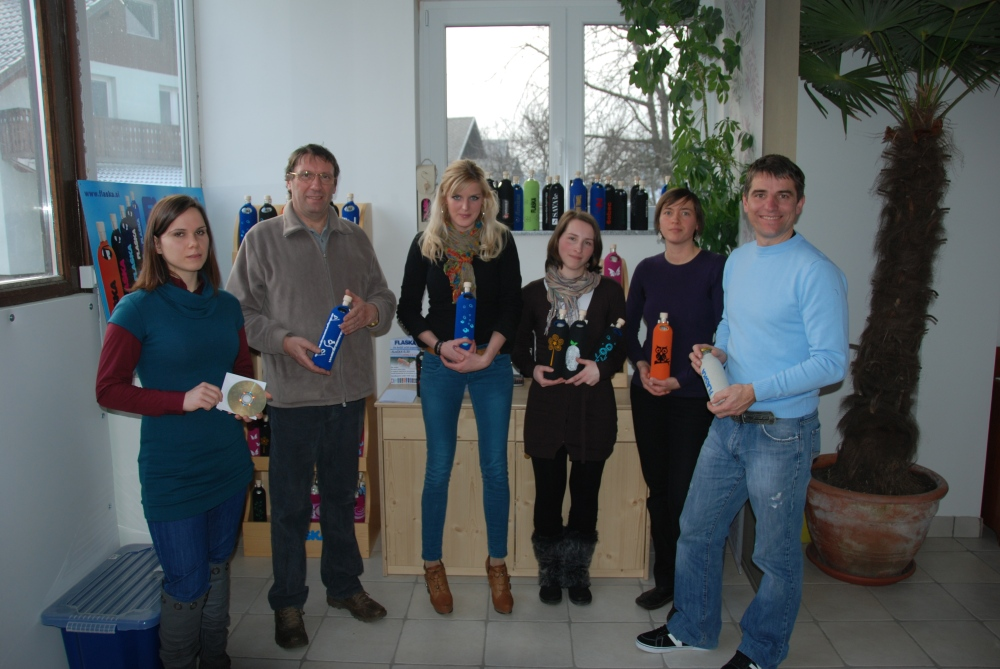 Authors of the new Flaska collection