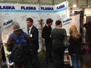Busy day on BioWest trade fair in Düsseldorf